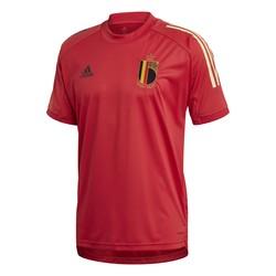 Maillot entraînement Belgique rouge 2020