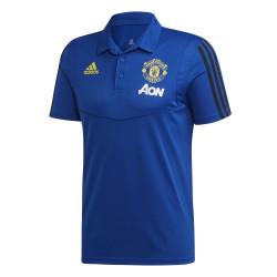 Polo Manchester United bleu jaune 2019/20