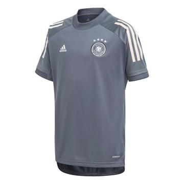 Maillot entraînement junior Allemagne gris 2020