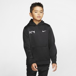 Sweat à capuche junior Mbappe noir 2019/20