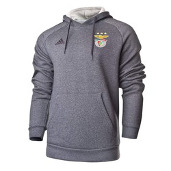 Sweat à capuche Benfica gris 2019/20