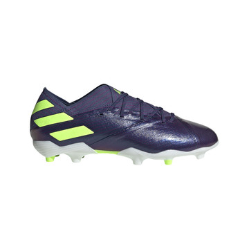 Nemeziz Messi 19.1 junior FG bleu