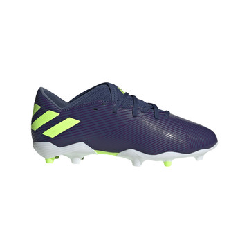Nemeziz Messi 19.3 junior FG bleu