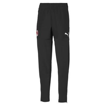 Pantalon entraînement junior Milan AC noir 2019/20