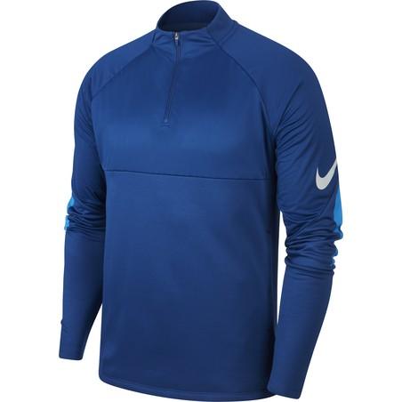 Sweat zippé Nike Therma Shield bleu