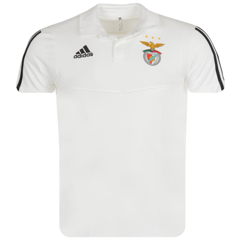 Polo Benfica blanc 201920