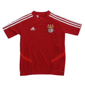 Maillot entraînement junior Benfica rouge 2019/20