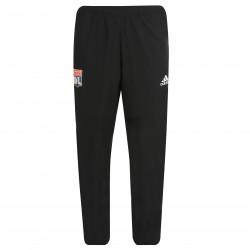Pantalon survêtement OL micro fibre noir 2019/20