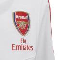 T-shirt junior Arsenal blanc rouge 2019/20
