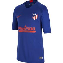 Maillot entraînement junior Atlético Madrid bleu rouge 2019/20