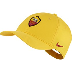 Casquette AS Roma L91 jaune 2019/20