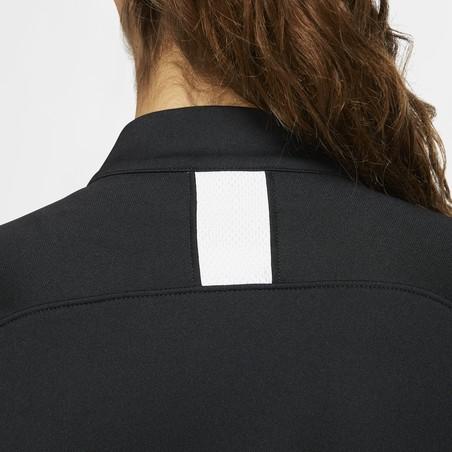 Sweat zippé Femme Nike Academy noir 2019/20