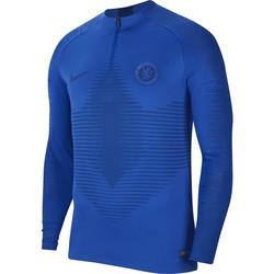 Sweat zippé Chelsea VaporKnit Strike bleu 2019/20