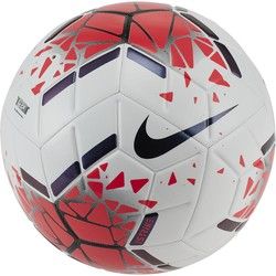 Ballon Nike Strike rouge blanc 2019/20