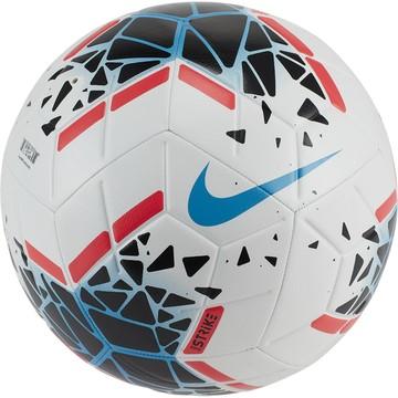 Ballon Nike Strike blanc bleu