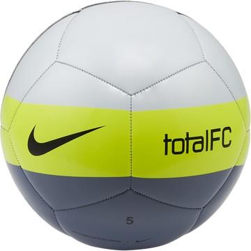 Ballon Nike F.C. gris blanc 2019/20