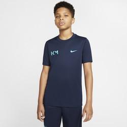 Maillot entraînement junior Mbappé bleu 2019/20