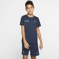 T-shirt junior Mbappé bleu 2019/20