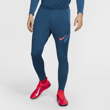 Pantalon survêtement Nike Strike bleu foncé 2019/20