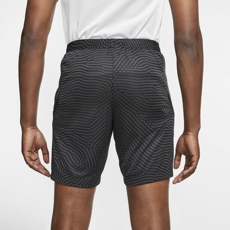 Short entraînement Nike Strike gris