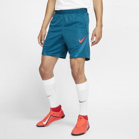 Short entraînement Nike Strike bleu