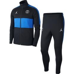Ensemble survêtement PSG Jordan noir bleu 2019/20