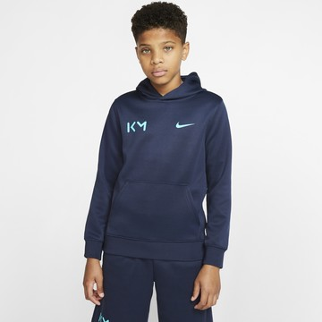 Sweat à capuche junior Mbappé bleu 2019/20