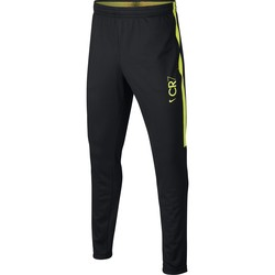 Pantalon survêtement junior Nike CR7 noir jaune 2019/20