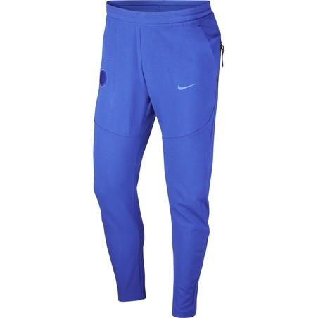 Pantalon survêtement Chelsea Tech Fleece bleu 2019/20