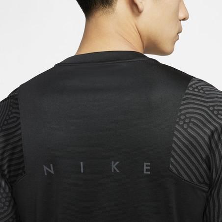 Maillot entraînement Nike Strike noir 2019/20