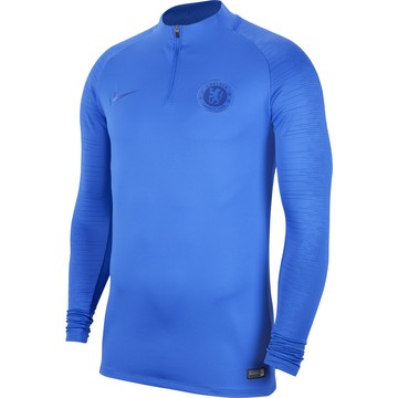Sweat zippé Chelsea bleu 2019/20