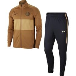 Ensemble survêtement Inter Milan or noir 2019/20