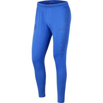Pantalon survêtement Chelsea VaporKnit bleu 2019/20
