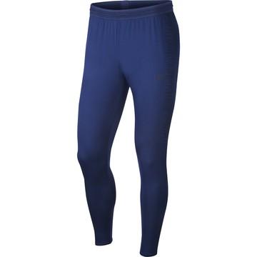 Pantalon survêtement Tottenham VaporKnit bleu foncé 2019/20