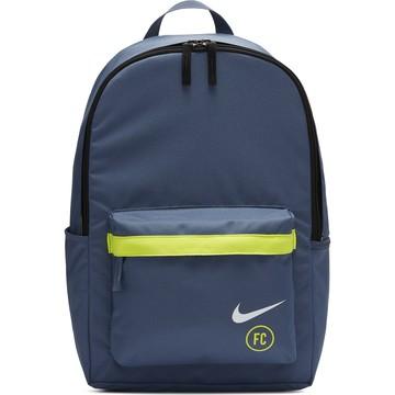 Sac à dos Nike F.C. bleu jaune 2019/20