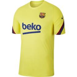 Maillot entraînement FC Barcelone jaune 2019/20