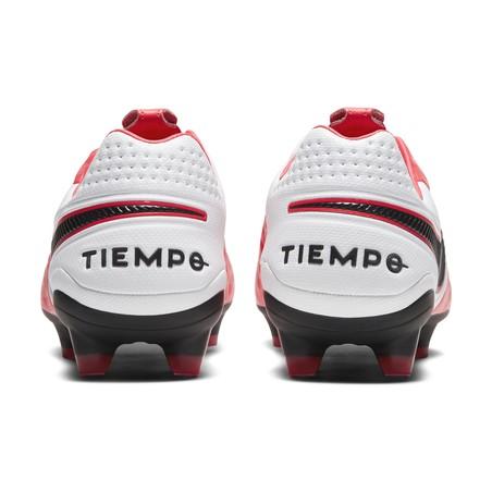 Tiempo Legend 8 Pro FG blanc rouge