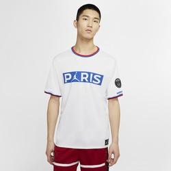 T-shirt PSG Jordan Poly Replica blanc 2019/20