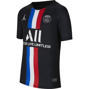 Maillot junior PSG Jordan third 2019/20