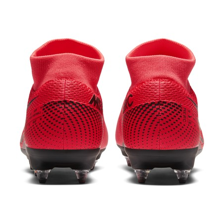 Mercurial Superfly VII Academy Anti-Clog SG-Pro rose