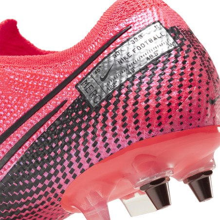 Mercurial Vapor XIII Elite Anti-Clog SG-Pro rose