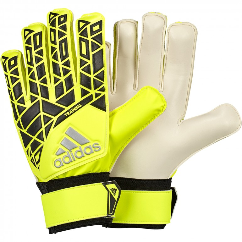 Gants de gardien ACE TRAINING jaune