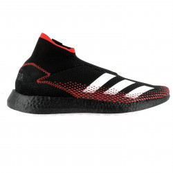 Predator 20.1 LaceLess Trainer noir rouge