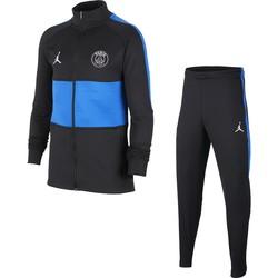 Ensemble survêtement junior PSG Jordan noir bleu 2019/20