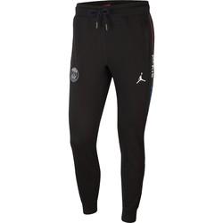 Pantalon survêtement PSG Jordan Tech Fleece noir blanc 2019/20