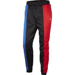 Pantalon survêtement PSG Jordan microfibre rouge bleu 2019/20