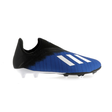 X 19.3 junior LaceLess FG bleu