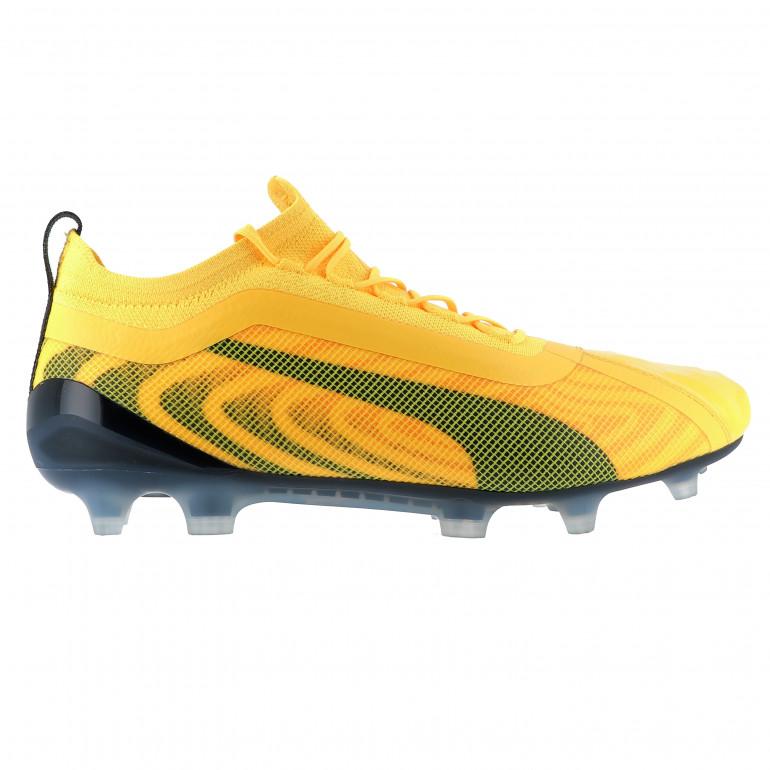 Puma One 20.1 FG jaune noir