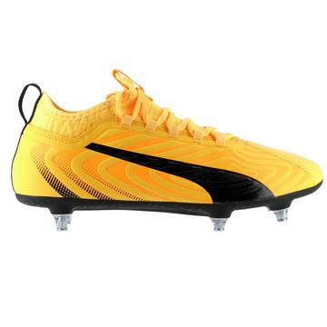 Puma One 20.3 SG jaune noir