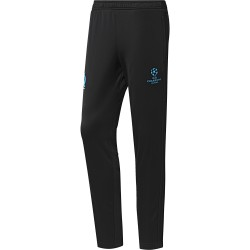 Pantalon survêtement OM third noir 2016 - 2017